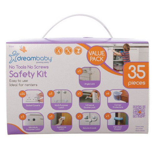 Dreambaby Full Safety Kit - 35 Pcs