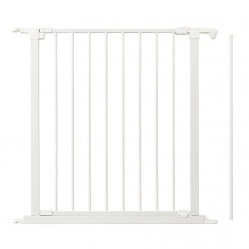 BabyDan Configure Gate /Flex Hearth Gate Door Section White 72cm