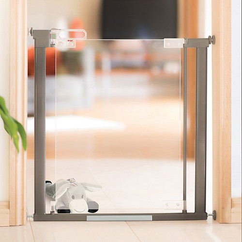 Fred Clear View Stairgate Pressure Fit
