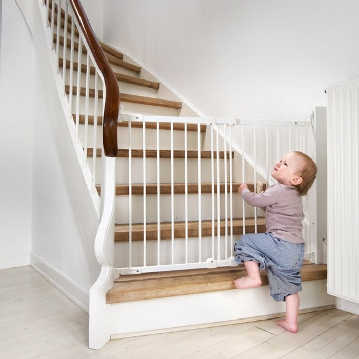 BabyDan Flexi Fit Metal Stair Gate 67-105.5 cm