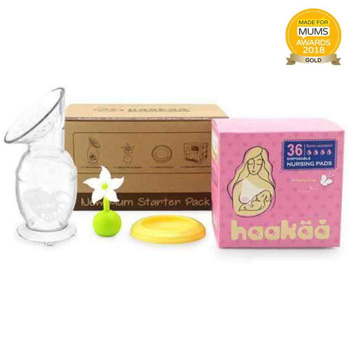 Haakaa New Mum Starter Kit 2