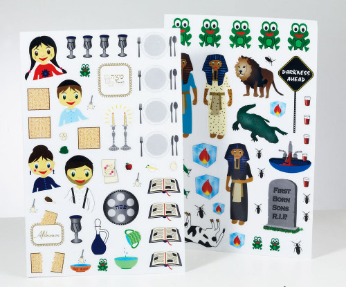 ... Passover Sticker Scene · Passover Sticker Scene