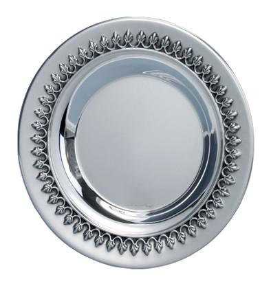 925 Sterling Silver Filigree Plate Hazorfim