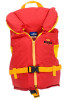 NAYA NYLON CHILD VEST RED 30-60LB