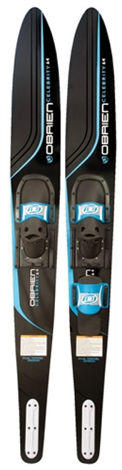 """OBRIEN CELEBRITY 64"""" COMBO WATER SKIS (16)"""