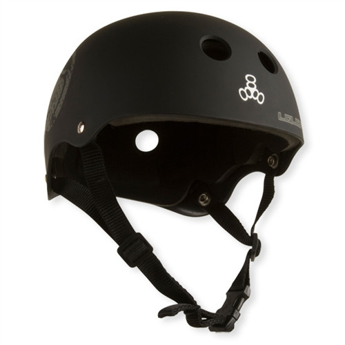 LIQUID FORCE CORE HELMET BLK XL