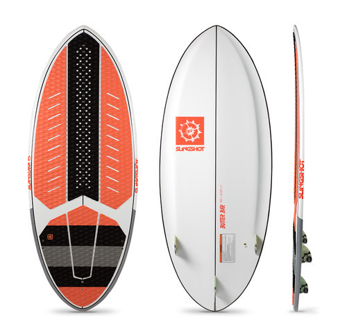 SLINGSHOT BUTTER BAR WAKESURF BOARD (2018)