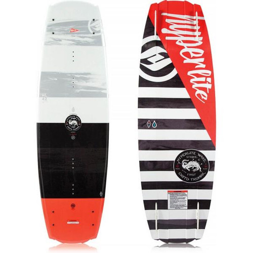 HYPERLITE FRANCHISE WAKEBOARD BLANK (2017)
