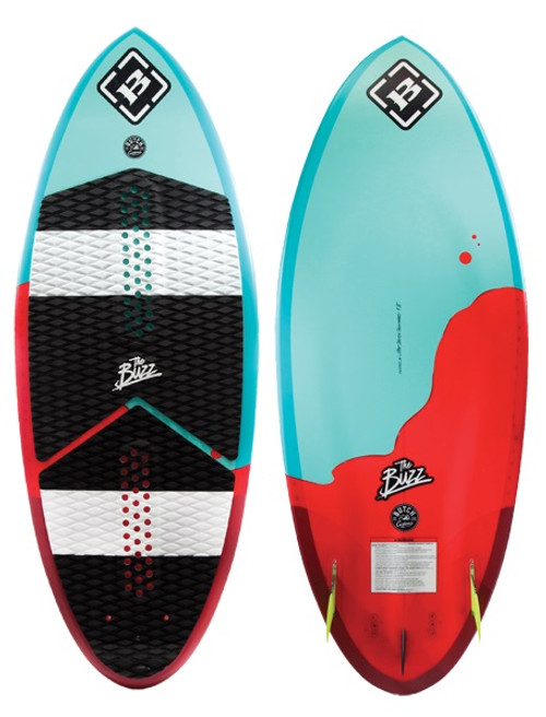 BYERLY BUZZ WAKESURF BOARD (2017)