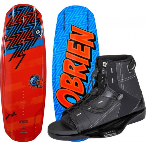 Obrien Hooky/Access Kids Wakeboard Package (2017)