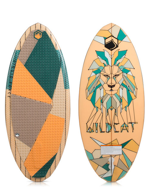 LIQUID FORCE WILD CAT WAKESURF BOARD (2018)