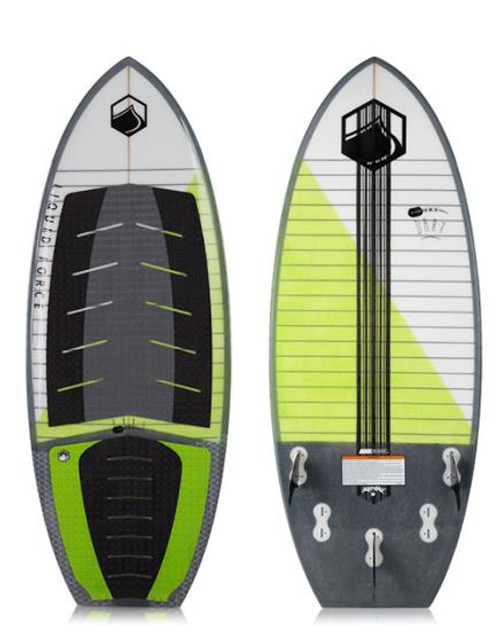 LIQUID FORCE DART WAKESURF (2018)