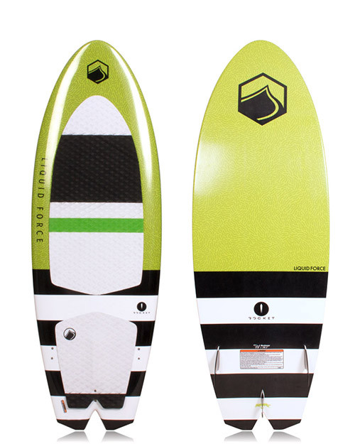 LIQUID FORCE ROCKET WAKESURF (2018)