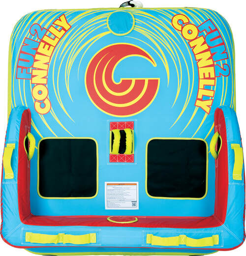 CONNELLY FUN 2 TWO RIDER TUBE (2018)