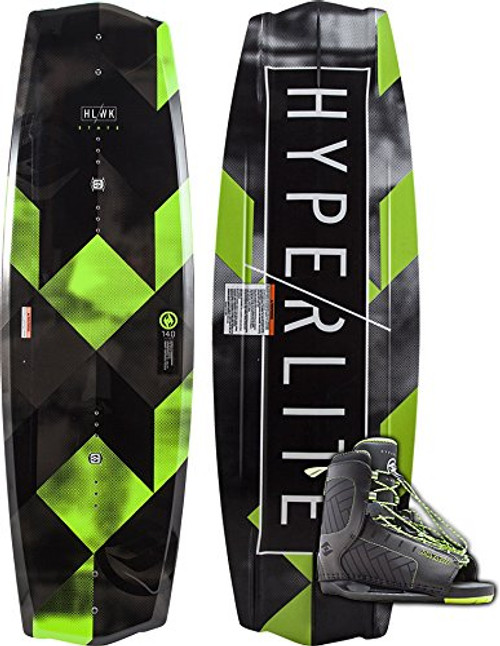 HYPERLITE STATE 2.0/ REMIX WAKEBOARD PACKAGE (2018)