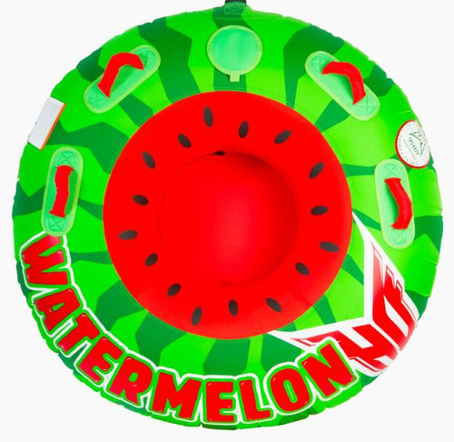 H.O. WATERMELON SINGLE RIDER TUBE