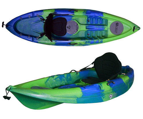 WHITE KNUCKLE CRUZE KAYAK