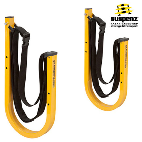SUSPENZ SUP WALL RACK