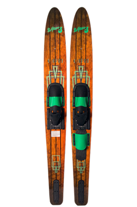 SEA GLIDERS CAPRI COMBO SKIS