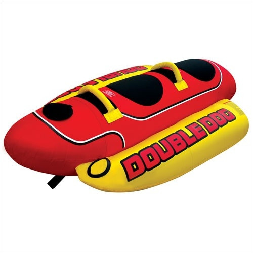 AIRHEAD DOUBLE DOG 2 RIDER TUBE