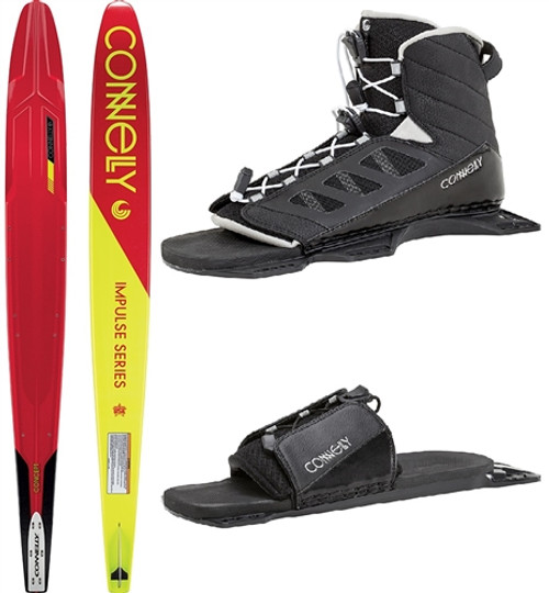 """CONNELLY CONCEPT 66"""" SLALOM/SHADOW M BINDING (16)"""