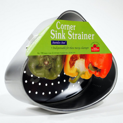 Corner Sink Strainer