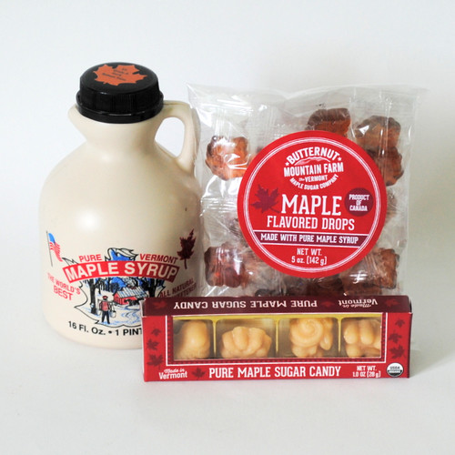 Vermont Maple Syrup & Candy