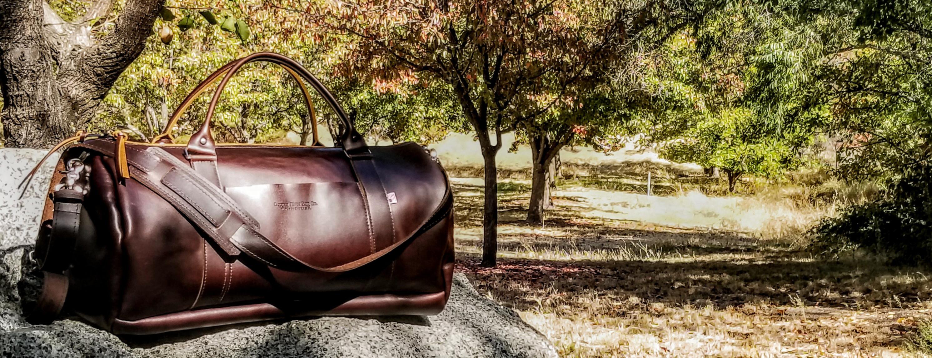 duffel-coffe-copper-river-bag-co-duffel-on-a-rock.jpg