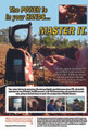 The GPX Factor Gold Prospecting The Outback Prospector Jonathan Porter Back of DVD