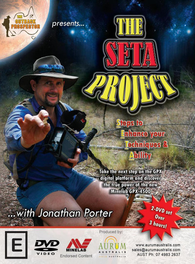 The Seta Project Gold Prospecting Jonathan Porter