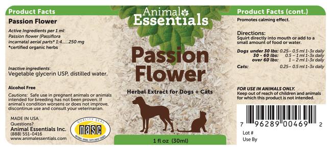 Passion Flower 1 oz