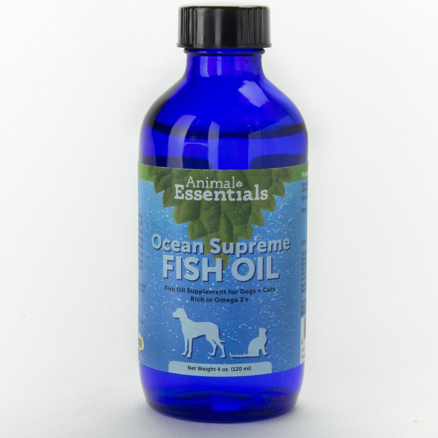 Ocean Omega Supreme fish oil 4 oz.