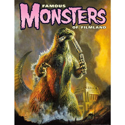 Bob Eggleton Godzilla 2014
