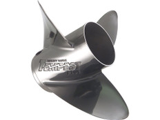 Mercury Tempest Plus Stainless Steel Propeller