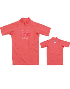 Any little one can be pretty in pink in this precious rash guard. The JOBE Youth Rebel rash guard is perfect for that little rebel in the family. Tough enough to repel the rash of watersports but forgiving enough to be able to run around and not feel restricted.  748122