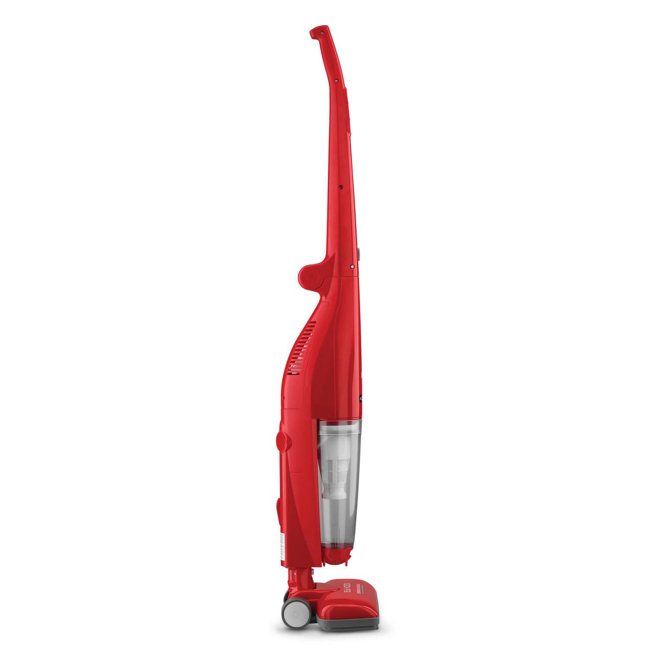 Dirt Devil Broom Vacuum BD20035RED