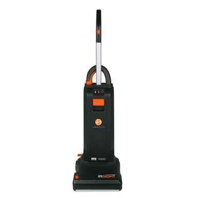 Hoover Insight Commercial Upright Vacuum Ch50100 Bank S