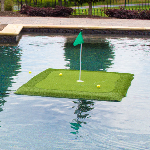 "4' x 6' Floating Golf Green ""Original"""