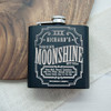Personalised Moonshine Hip Flask - Pic 2