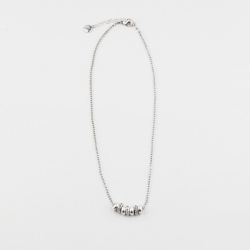Miglio Lucky Rings Necklace