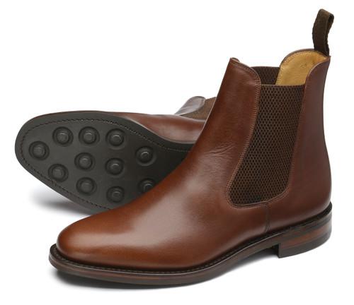 Loake Blenheim Brown Leather