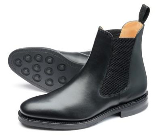 Loake Blenheim Black Leather