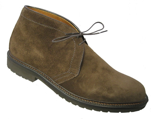 Alden Men S Dark Brown Suede Chukka Boot 1273s