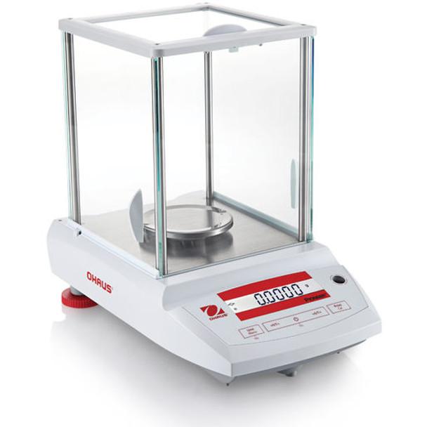 ohaus pa224c pioneer balance internal calibration