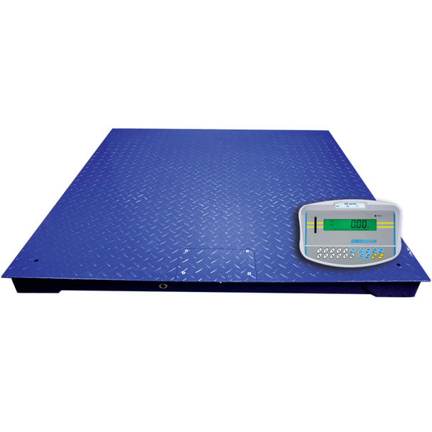 adam equipment pt 112 gk platform scale