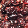 Dried Cranberries (sulphite free).