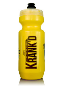 Krank'd™ Water Bottle