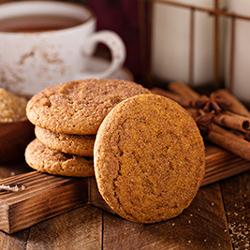 Cinnamon Protein Cookies