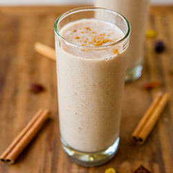 Cinnamon Delight Protein Shake