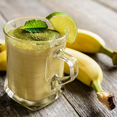 Matcha Green Tea Protein Shake